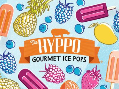 Hyppo Gourmet Pops